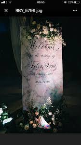 Mirror Mirror Events Design Marble Mirror 2018 By Ailuosi Wedding Event Design