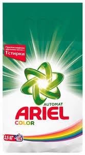 <b>Стиральный порошок Ariel Color</b> (автомат) — купить по выгодной ...