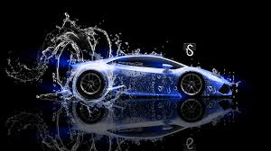 lamborghini huracan super water car