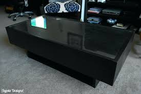 glass top storage coffee table coffee table glass top with storage interior home design ikea glass