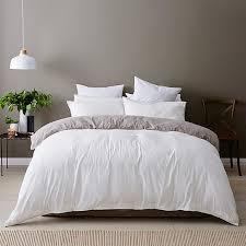 natural linen cotton quilt cover set target australia intended for elegant house cotton duvet cover designs