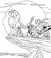 Small Picture Printable 62 Disney Coloring Pages Lion King 2992 Disney