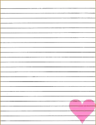 Writing Lines For Kindergarten Lined Writing Lines Template For Kindergarten Paper