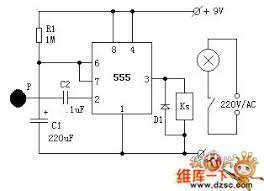touch relay switch circuit diagram switch control touch relay switch circuit diagram