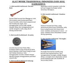 Belahan timur tersebut merupakan negara papua nugini. Gambar Alat Musik Tradisional Dan Cara Memainkannya Dan Asal Daerahnya Berbagai Alat