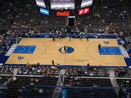 Dallas Mavericks Upper Seats Mavericksseatingchart