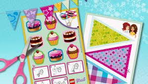 Legos For Free Download Host A Cupcake Party Downloads Activities Friends