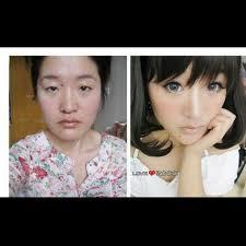 asian makeup transformation asian s makeup 14 asian s makeup 14 asian s before and after makeup 12