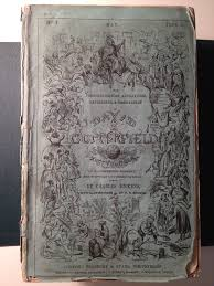happy birthday charles dickens the clog david copperfield 1849