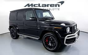 Check back with us soon. Used 2021 Mercedes Benz G Class Amg G 63 For Sale 239 996 Mclaren Charlotte Stock 381139