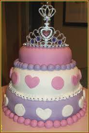 Birthday Cake For Baby Girl Princess Birthdaycakegirlideasga