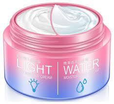 BioAqua Light / Water <b>Двойной крем для</b> лица для увлажнени ...