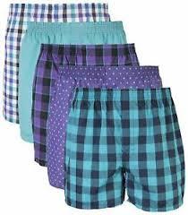 Gildan Boxer Brief Size Chart Details About Gildan Mens Woven Boxer Underwear Multipack
