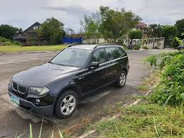 3.3m serious buyers only 07011748377. Selling Black Bmw X3 2008 Automatic Diesel 723582