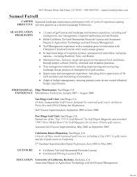 Landscaping Resume Examples Fascinating Landscape Architect Resume Objective With Additional 15