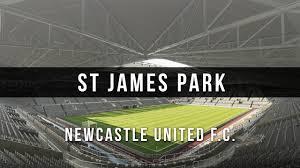 3d Digital Venue St James Park Newcastle United F C