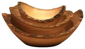 Decorative Bowl With Balls Wooden Decorative Bowls Pelikan 91