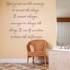 getsubject aeproduct  on christian vinyl wall art quotes with god grant me the serenity wall decal courage wisdom vinyl wall quote