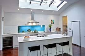 Considered an integral part of modern kitchen design, the kitchen island  has been transformed into a well-designed and practical element in a kitchen