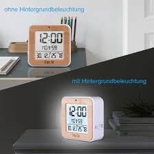 fanju fj3533w small digital alarm clock battery operated wit