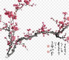plum blossom chinese painting cherry blossom drawing cherry blossom