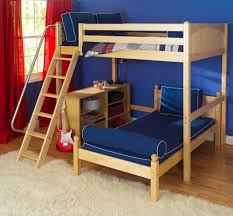 image of bunk bed plans full size double bunk