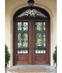 front entry doors. Charles Wrought Iron Door - Traditional Front Doors By Door. Entry