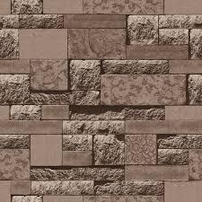 3D Wood Brick Stone Designs Vinyl ...