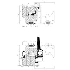 Bodenschwelle Haustür Cad Welthaus Türen Aluminium Haustüren