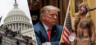 Импичмент Дональда Трампа и штурм Капитолия: как США оказались на грани  краха демократии