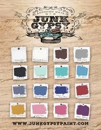 Coral Paint Color Chart Color Chart