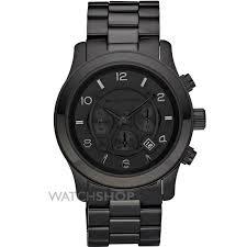 "men s michael kors runway chronograph watch mk8157 watch shop comâ""¢ mens michael kors runway chronograph watch mk8157"
