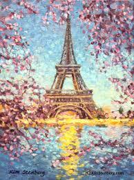 oil painting eiffel tower best 25 eiffel tower painting ideas on paris painting