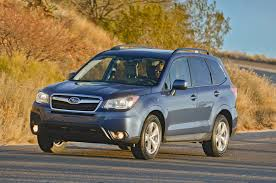 subaru forester 2014.  Subaru 2014 Subaru Forester 25i Premium Manual First Test To S