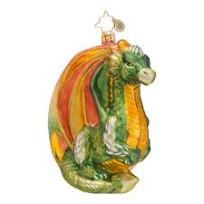 Radko Ornaments Dragon Christmas Ornament Drago