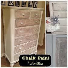 chalk paint furniture dresser