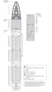 747 400 Seating Chart United Airlines Ffpupgrade Cathay Pacific Airways 747 400 Seating Plan