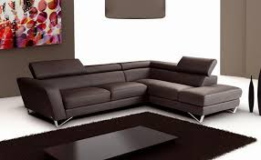 sparta italian leather sectional for