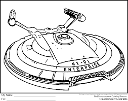 Star Trek Coloring Pages To Print Free Coloring Books