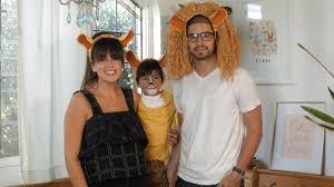 diy lion costume with diy kids costumes rock stars king sugar skulls