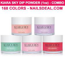 Kiara Sky Dip Powder 1oz Combo 168 Colors