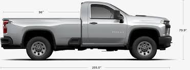 2020 Chevrolet Silverado Hd Truck Gm Fleet