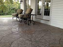 keeping stamped concrete cost at a