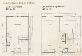 Floor Plans  Allerton House Assisted Living In Duxbury MAAssisted Living Floor Plan