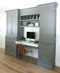 office built in furniture. Built In Office Furniture Ideas Cabinets Catchy Desk Best