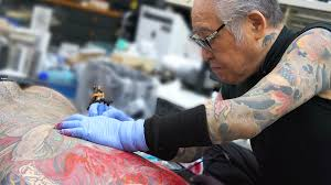 Why This 73 Year Old Tattoo Artist Is A Legend In Japan Business
