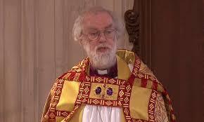 <b>Archbishop</b> of Canterbury hijacks <b>Diamond</b> Jubilee Thanksgiving ...