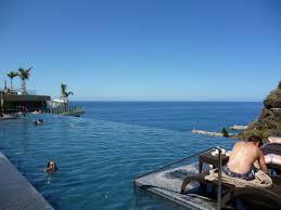 The Hotel infinity pool Picture of Savoy Saccharum Calheta