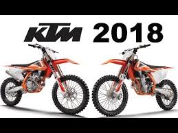 2018 ktm motocross bikes. plain bikes 2018 new ktm 85sx 125sx 250sxf u0026 450sxf enduro first photos throughout ktm motocross bikes