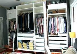 decoration ikea bedroom closet doors closets organizer wall storage units organizers